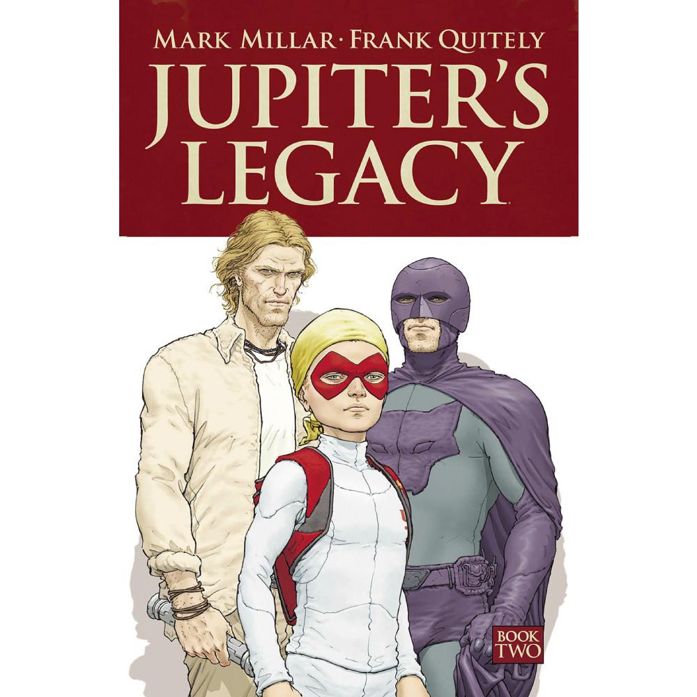 Jupiters Legacy TP Vol 02