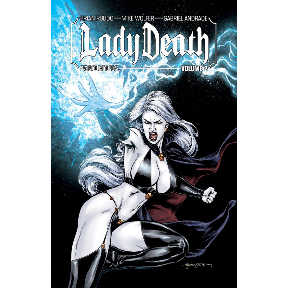 Lady Death Ongoing TP Vol 02