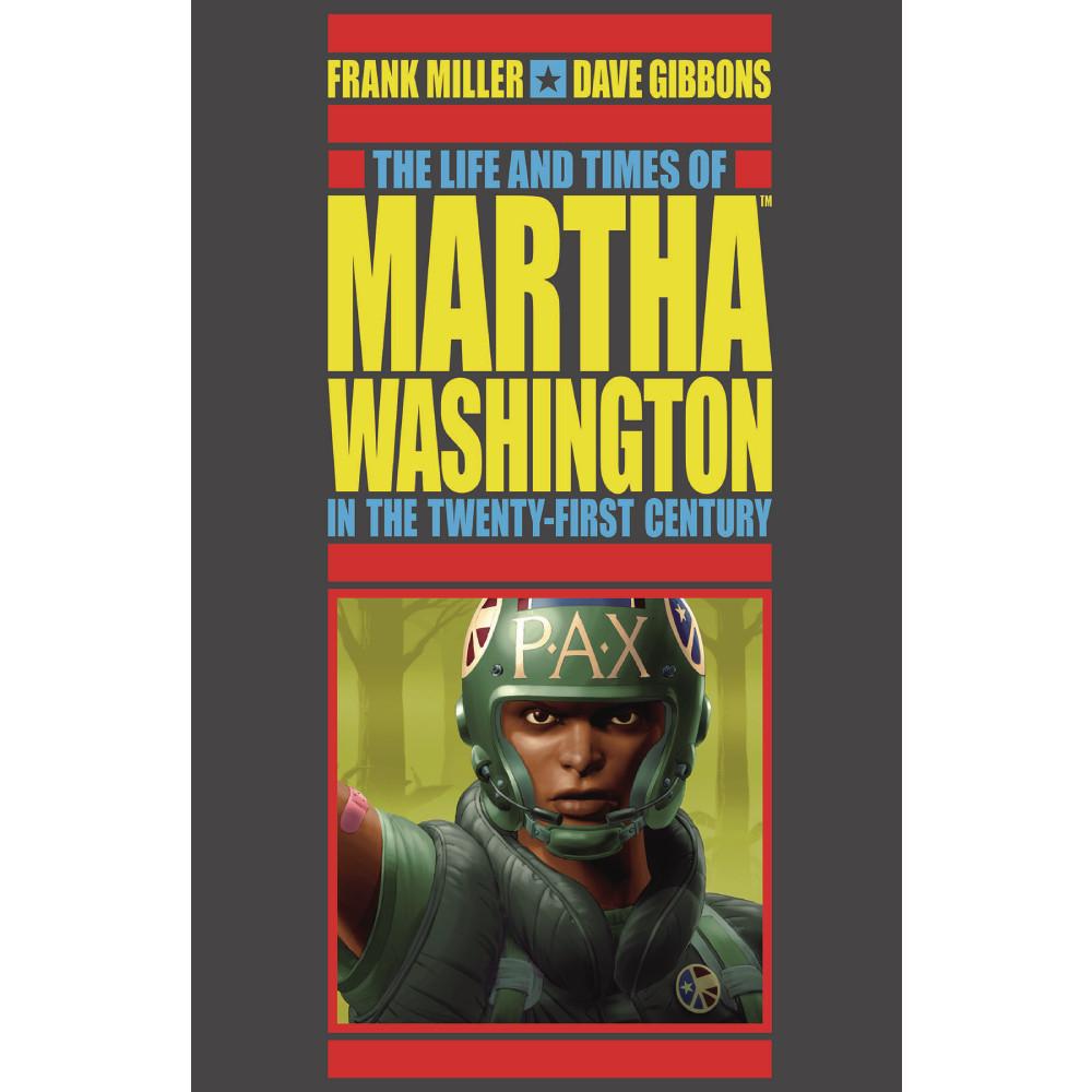 Life & Times Martha Washington 21 Century TP Editia a Doua imagine