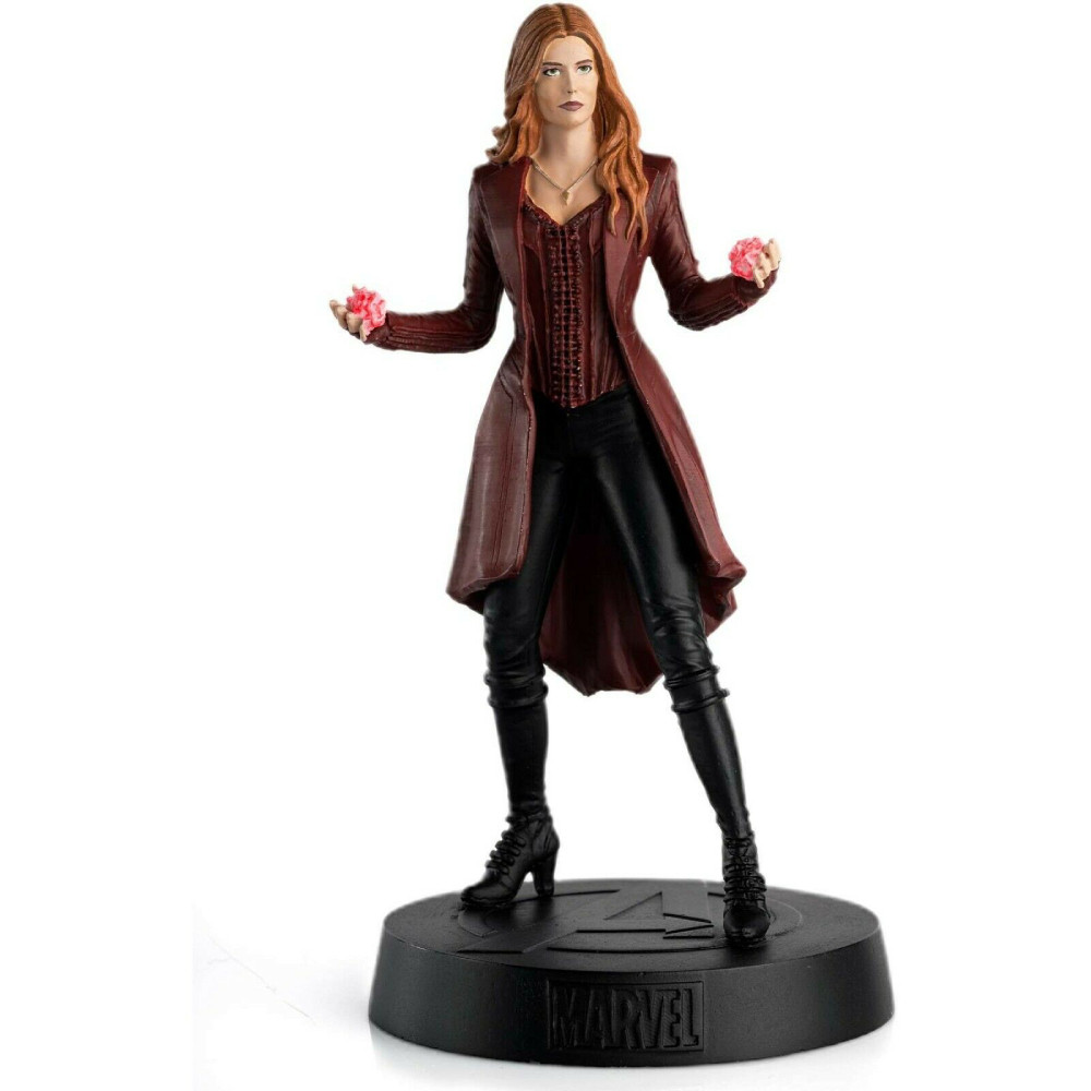 Set Figurina si Revista Marvel Movie Collection 89 Scarlet Witch imagine