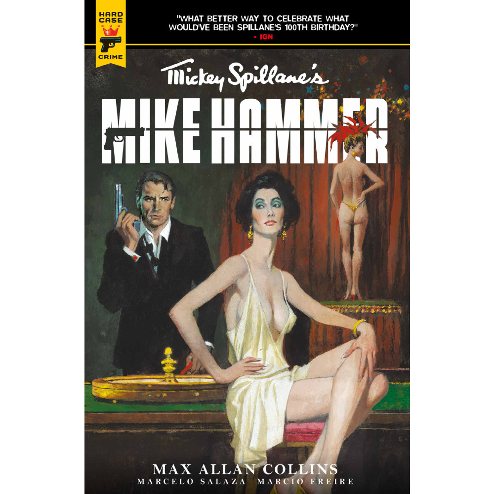 Mike Hammer TP Night I Died
