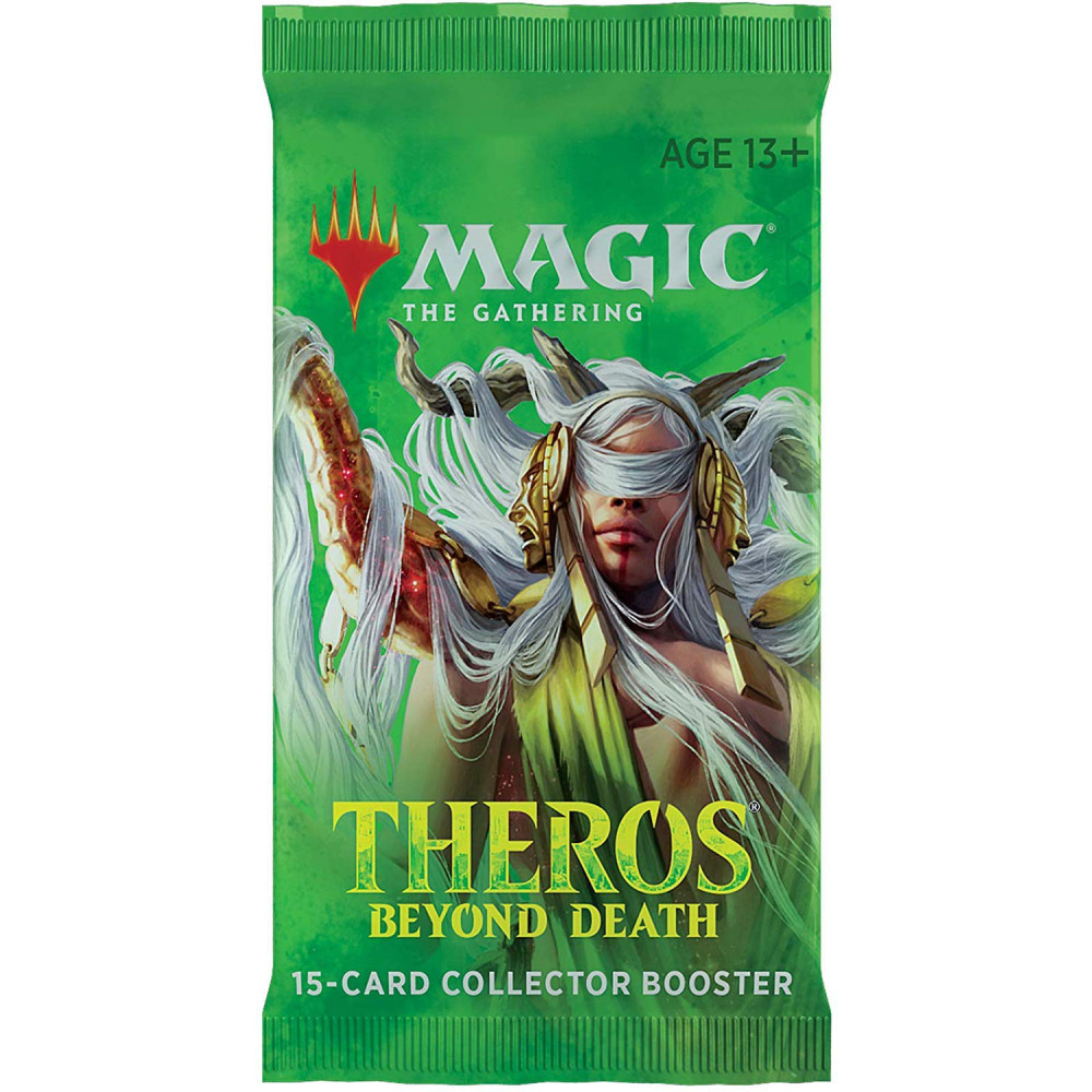 Pachet Magic: the Gathering Theros Beyond Death Collector Booster
