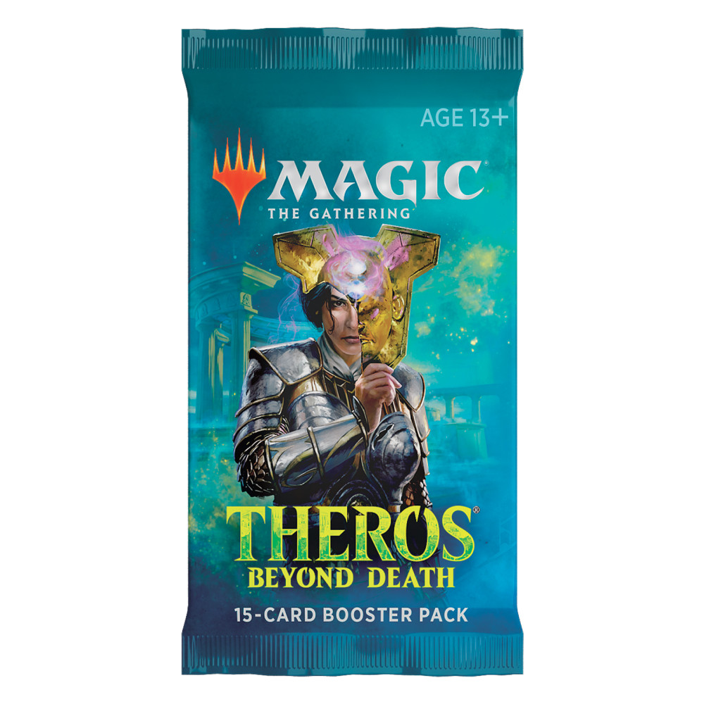 Pachet Magic: the Gathering Theros Beyond Death Booster Pack