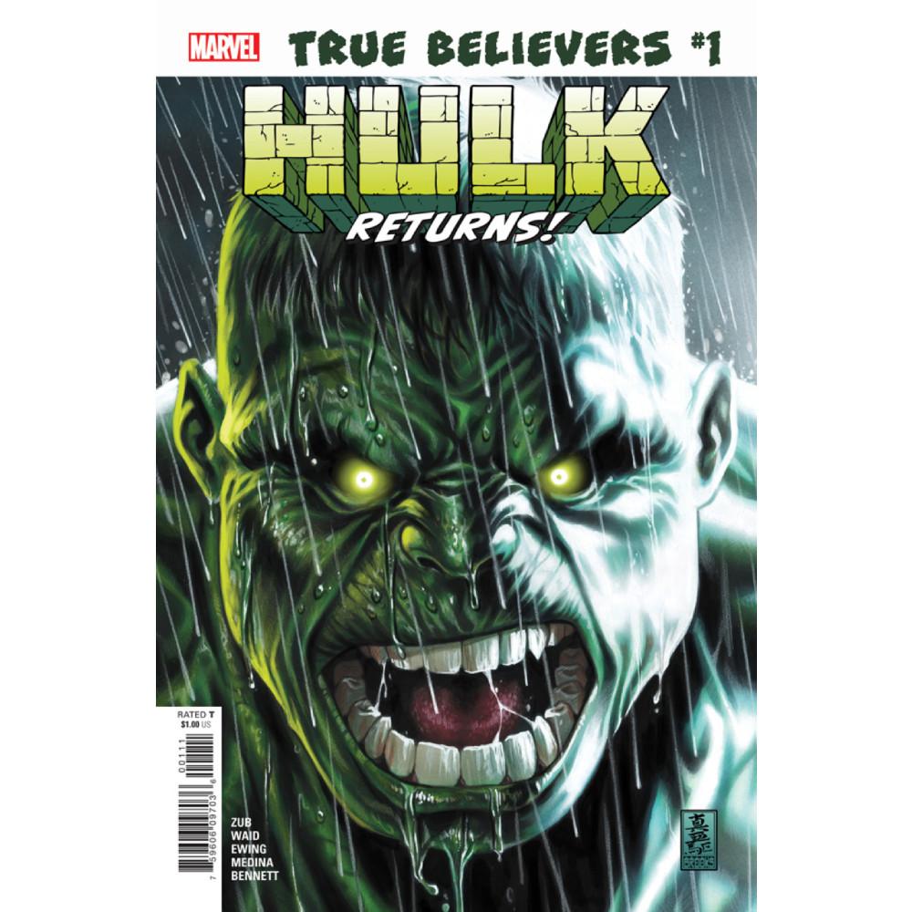 True Believers Hulk Returns 01 imagine