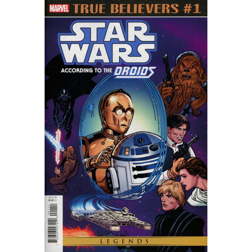 True Believers Star Wars According To Droids 01 imagine