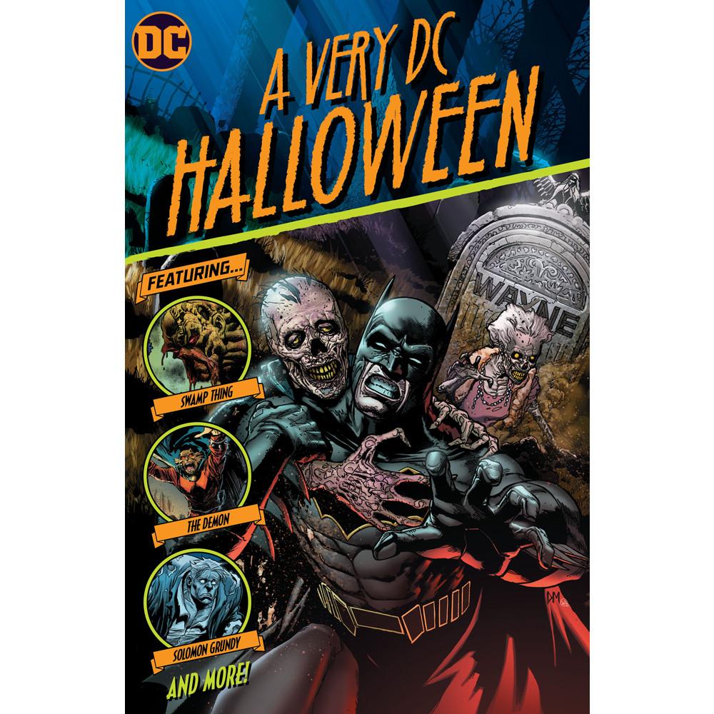 Very DC Halloween TP
