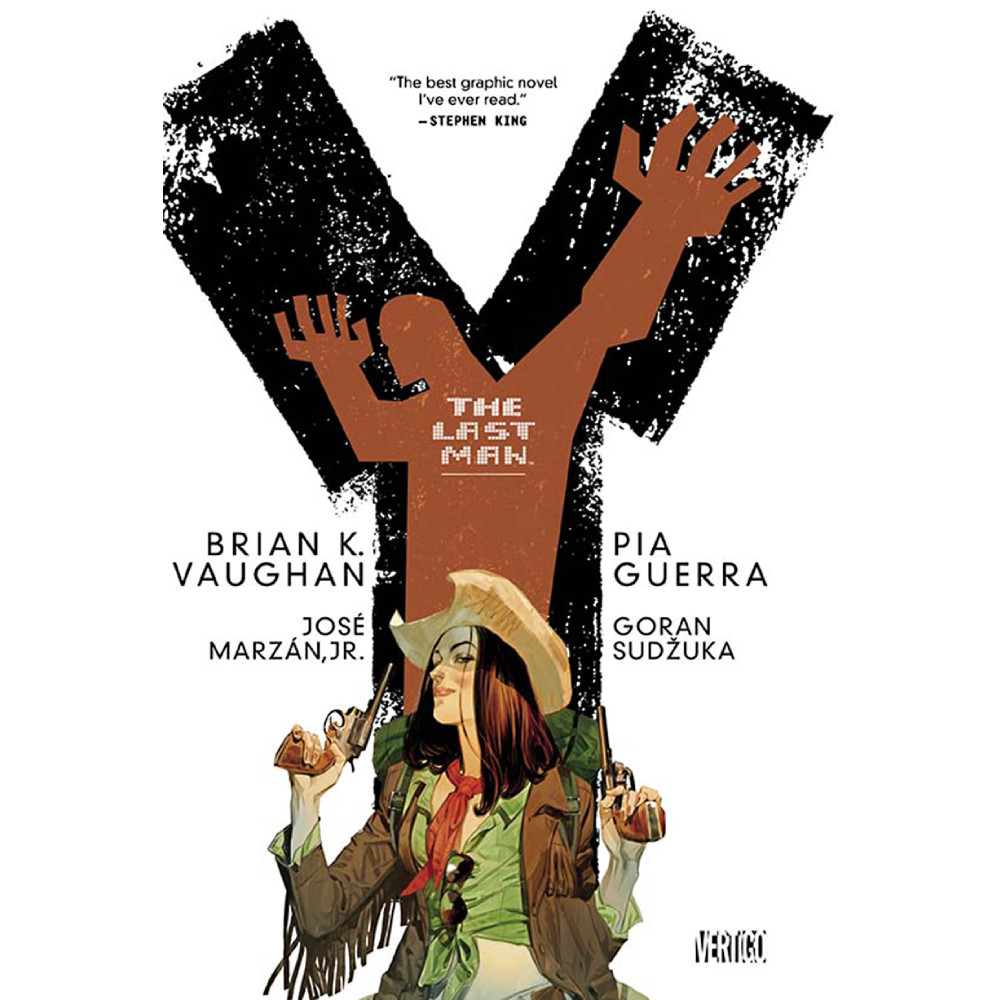 Y The Last Man TP Book 03