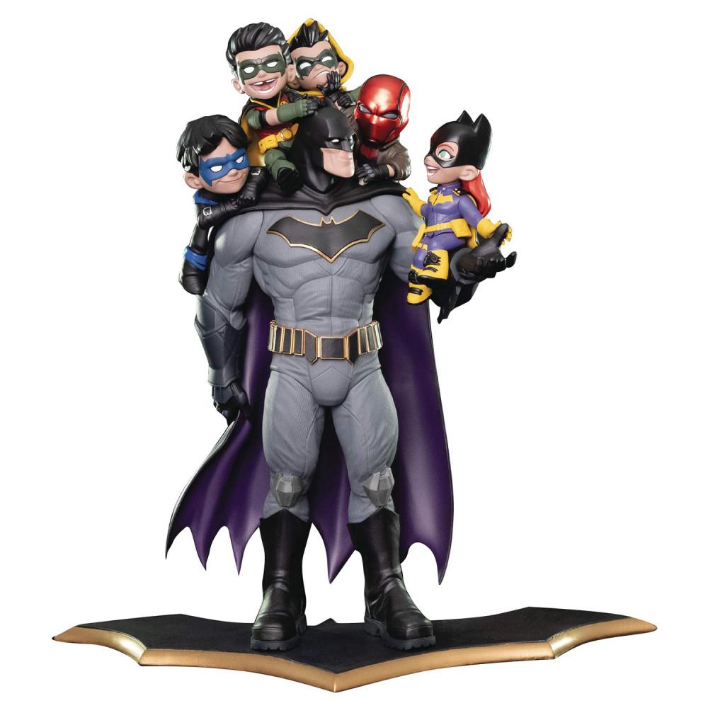 Figurina Batman Family Q-Master Diorama