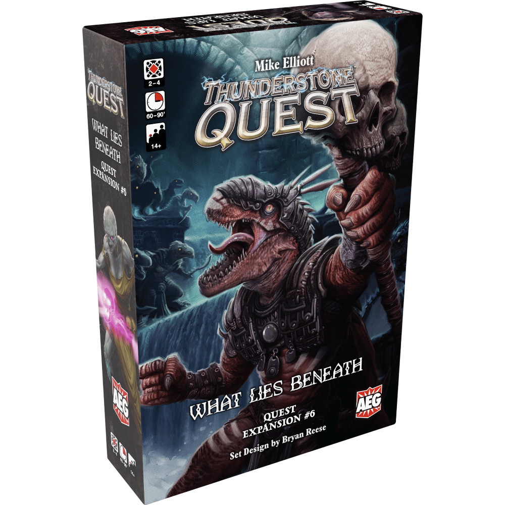 Expansiune Thunderstone Quest What Lies Beneath