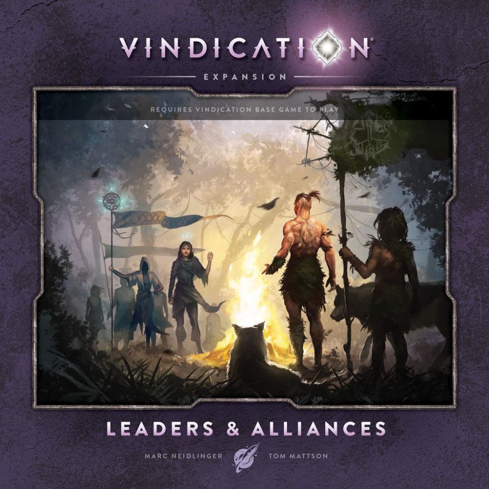 Expansiune Vindication Leaders & Alliances