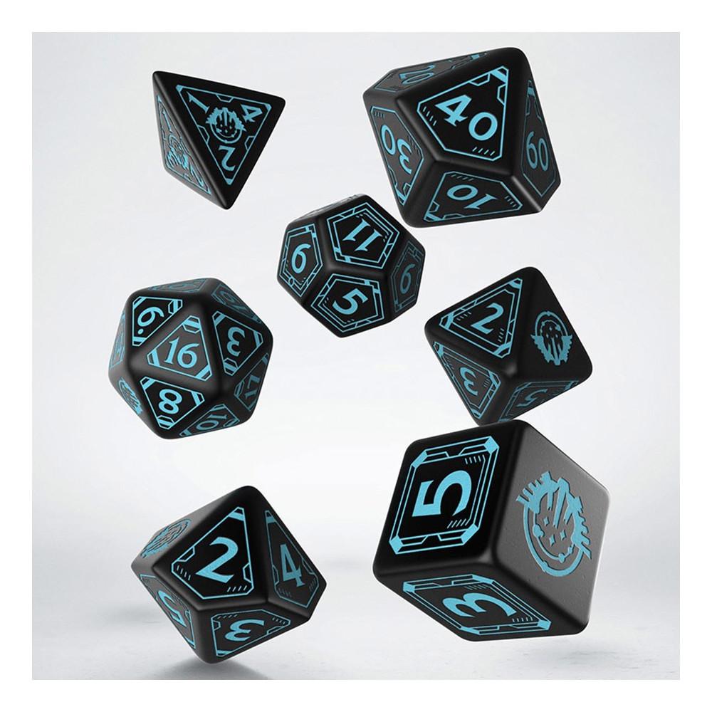 Set Zaruri Starfinder Negru si Albastru