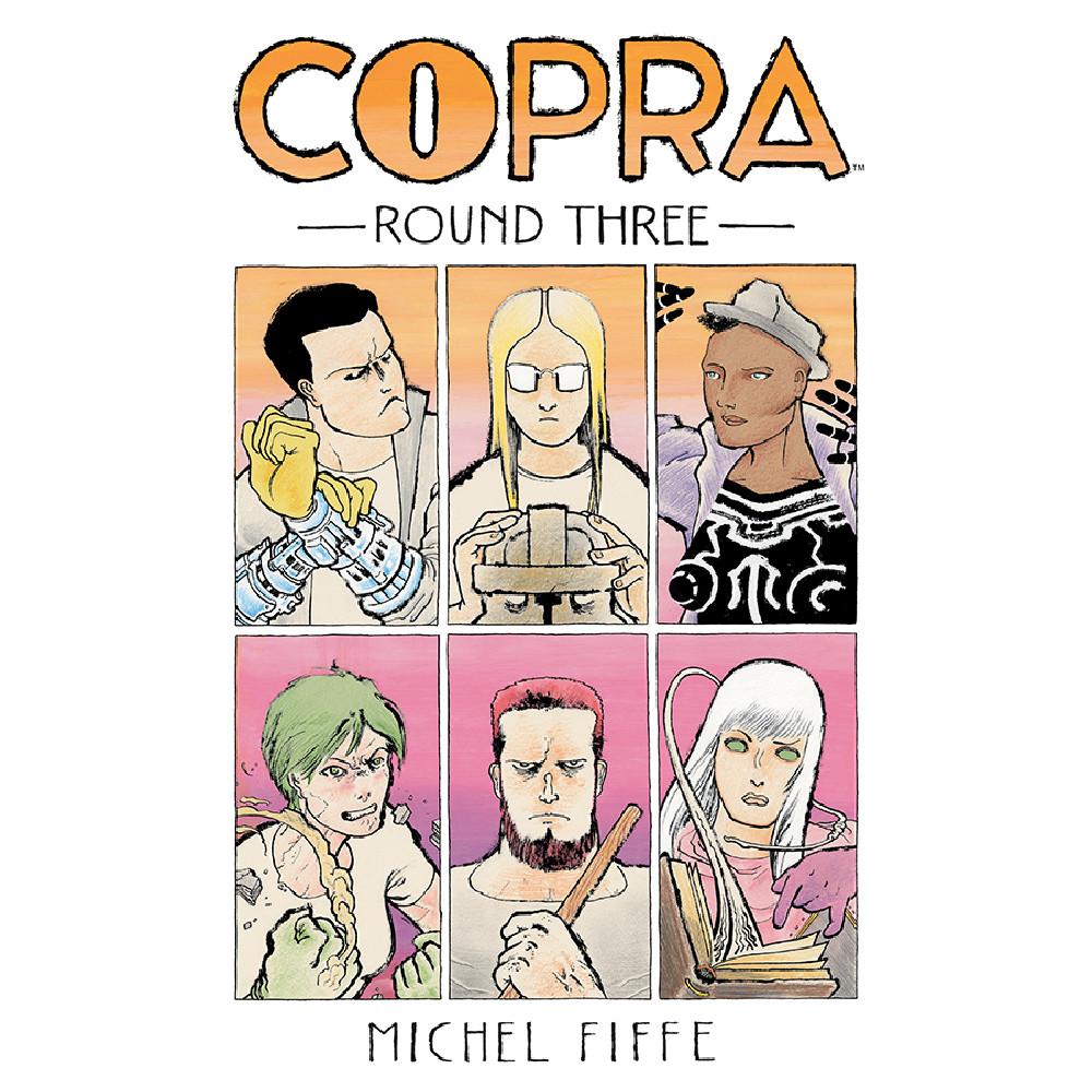 Copra TP Vol 03