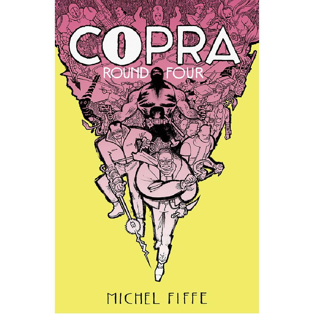 Copra TP Vol 04
