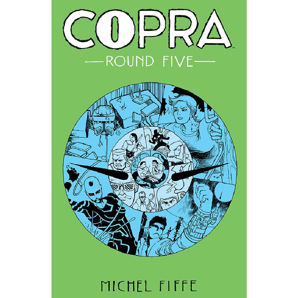 Copra TP Vol 05