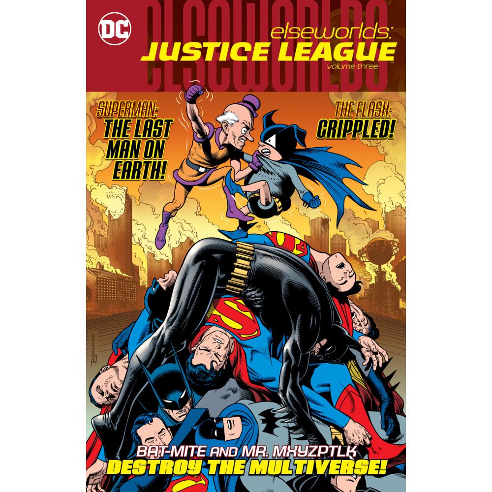 DC Elseworlds Justice League TP Vol 03