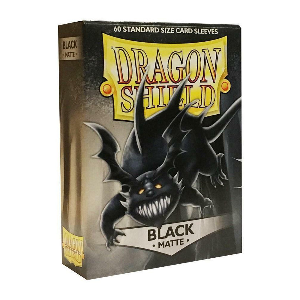 Sleeve-uri Dragon Shield Matte Sleeves 60 Bucati Night Blue