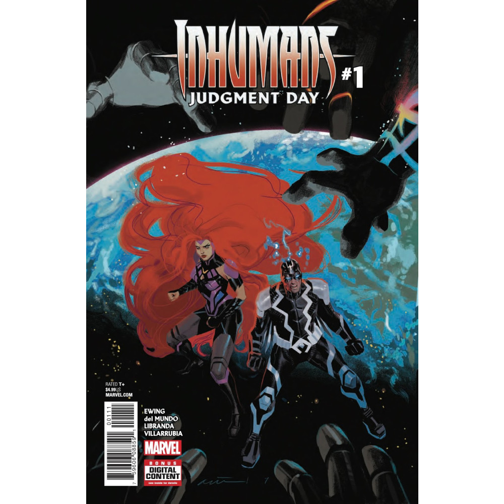 Inhumans Judgment Day