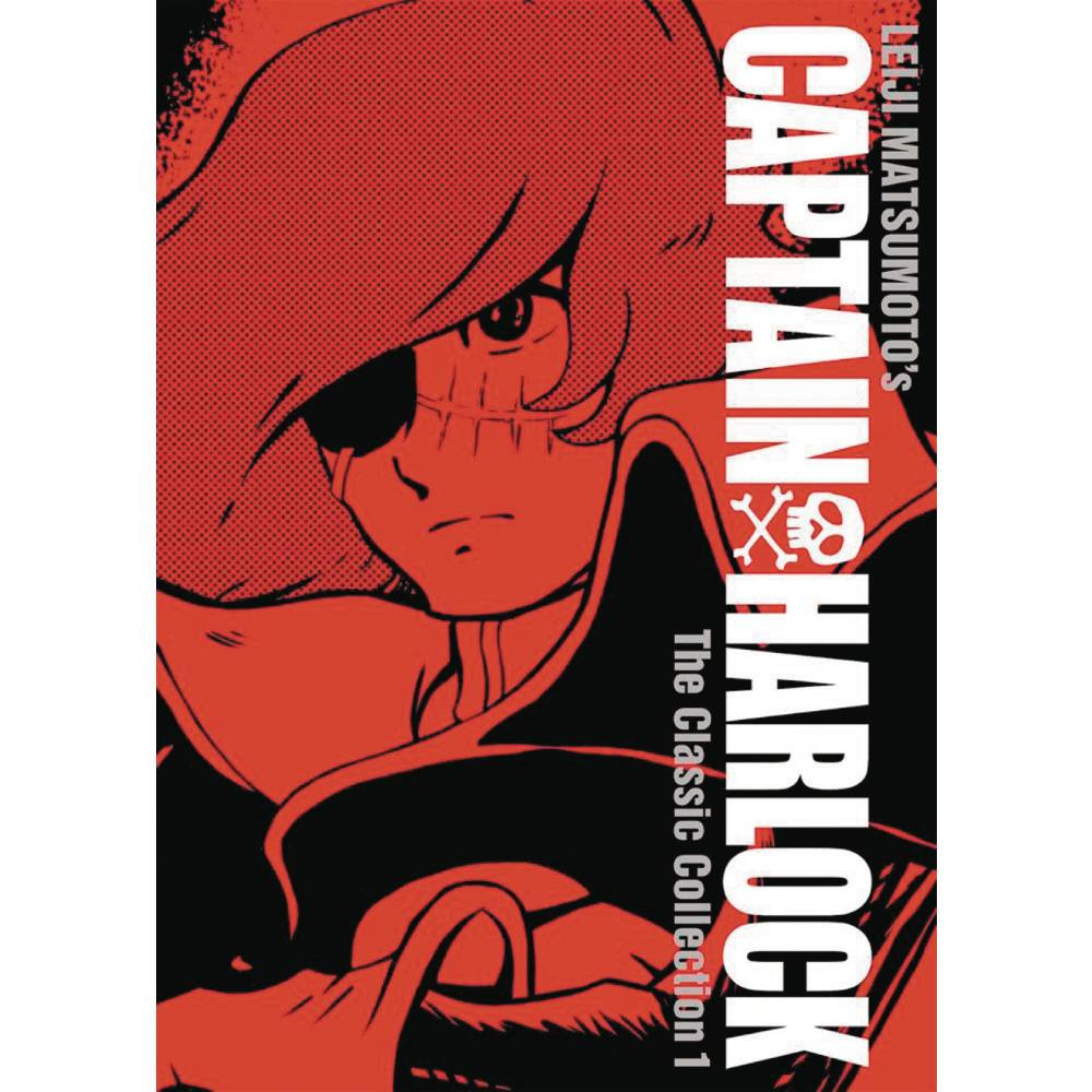 Captain Harlock Classic Collection GN Vol 01-3