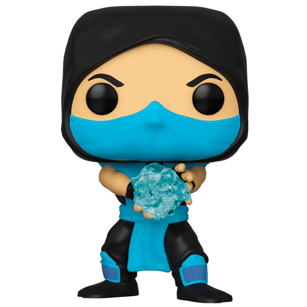 Figurina Funko Pop Mortal Kombat Sub-Zero
