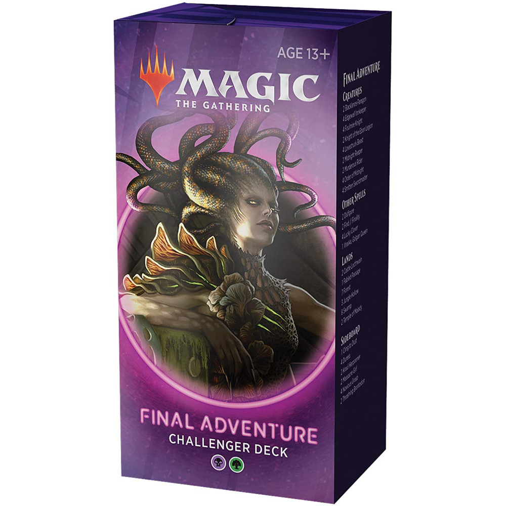 Magic the Gathering Challenger Deck 2020 Final Adventure