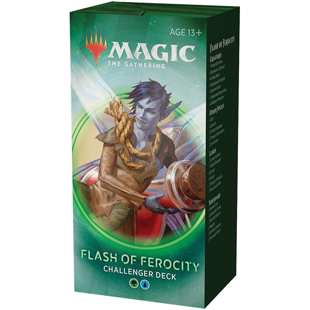Magic the Gathering Challenger Deck 2020 Flash of Ferocity