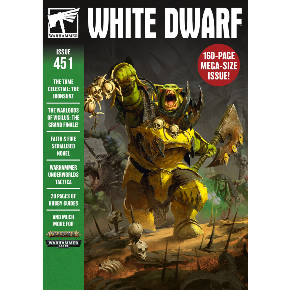 White Dwarf Februarie 2020