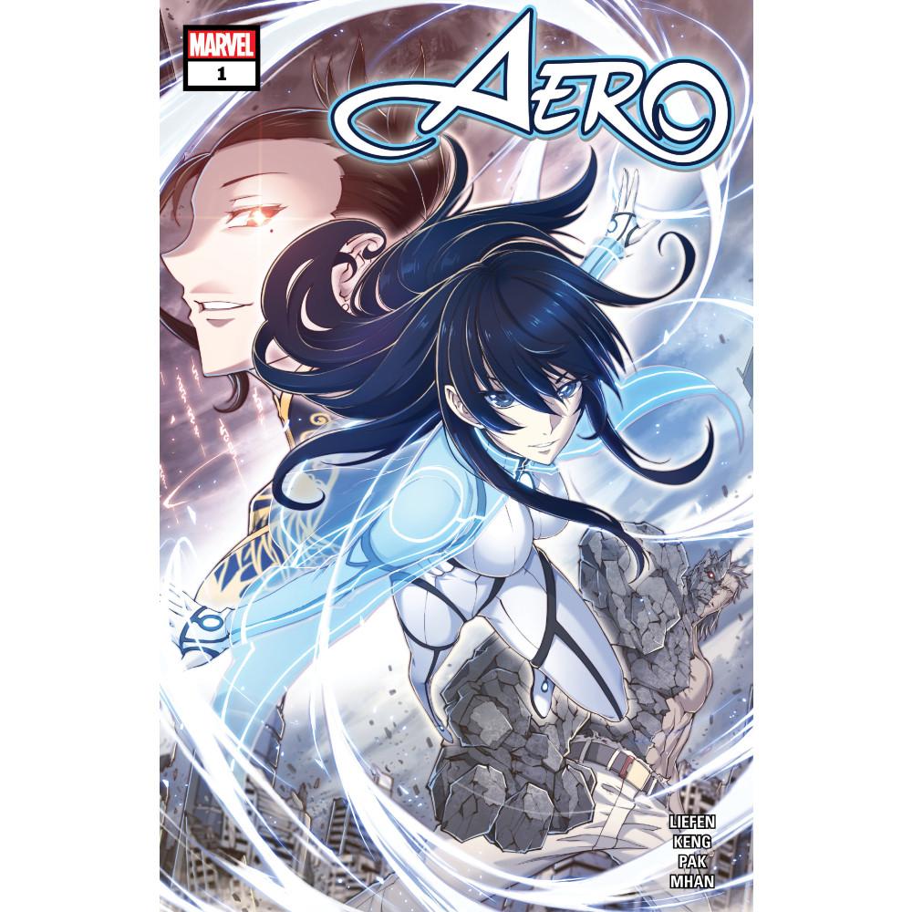 Aero TP Vol 01 Before The Storm