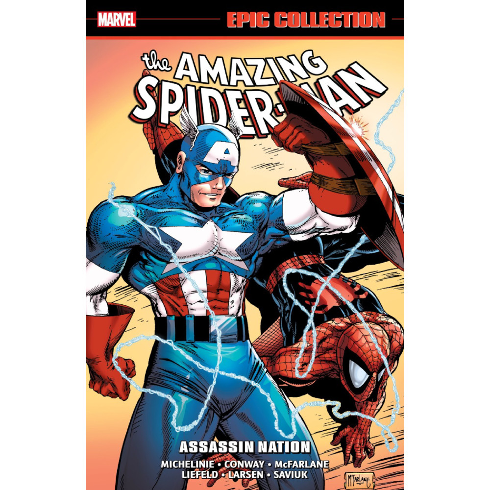 Amazing Spider-Man Epic Collection TP Assassin Nation imagine