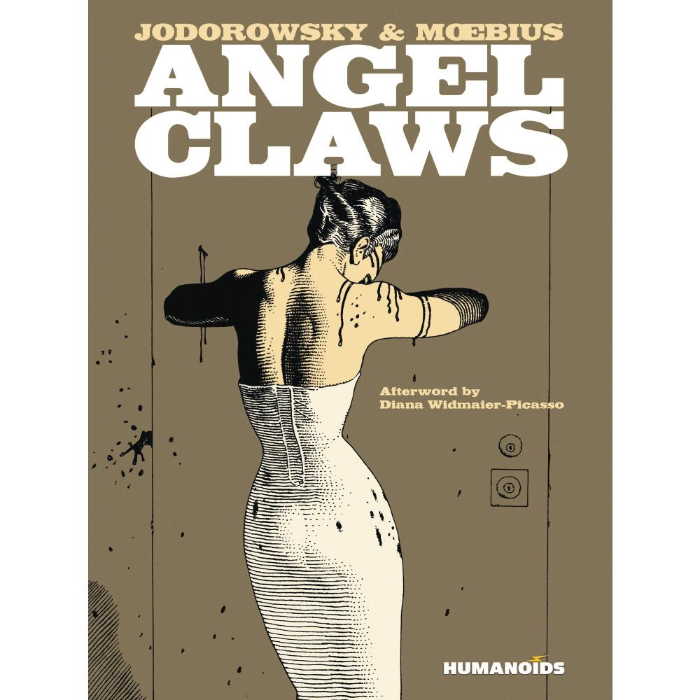 Angel Claws HC imagine