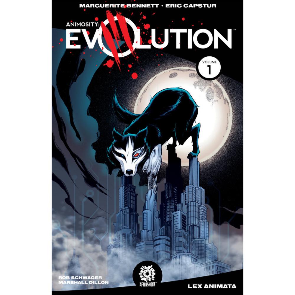 Animosity Evolution TP Vol 01
