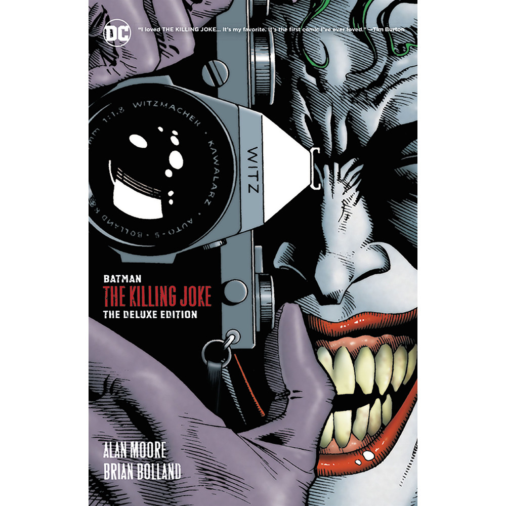Batman The Killing Joke HC New Edition