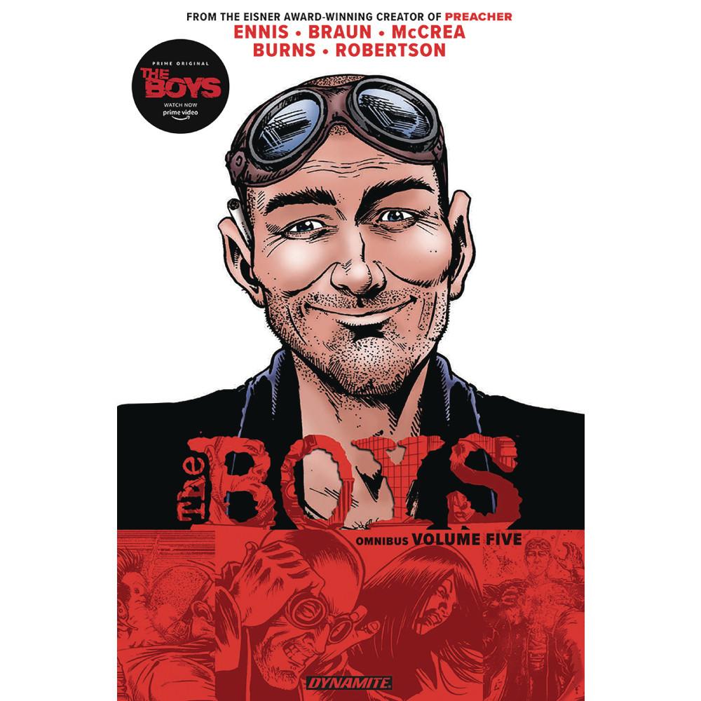 Boys Omnibus TP Vol 05