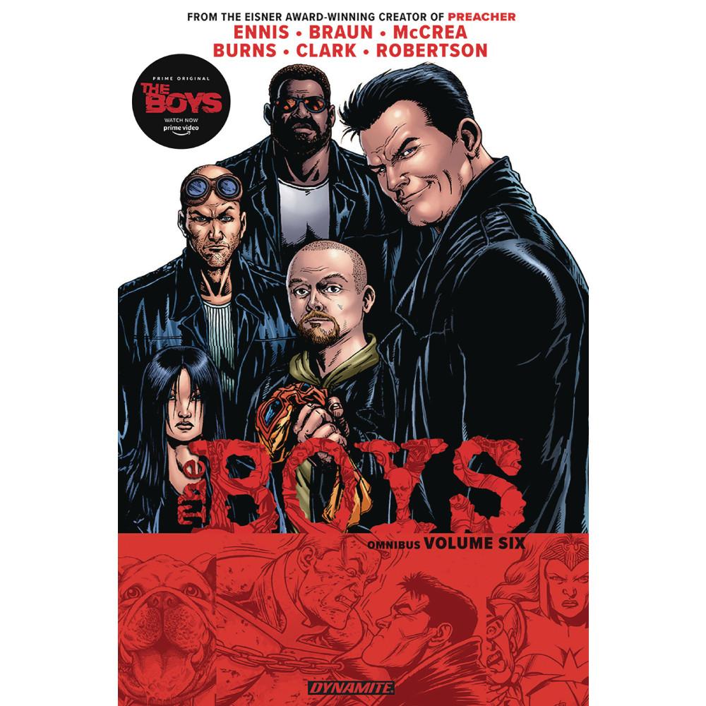 Boys Omnibus TP Vol 06