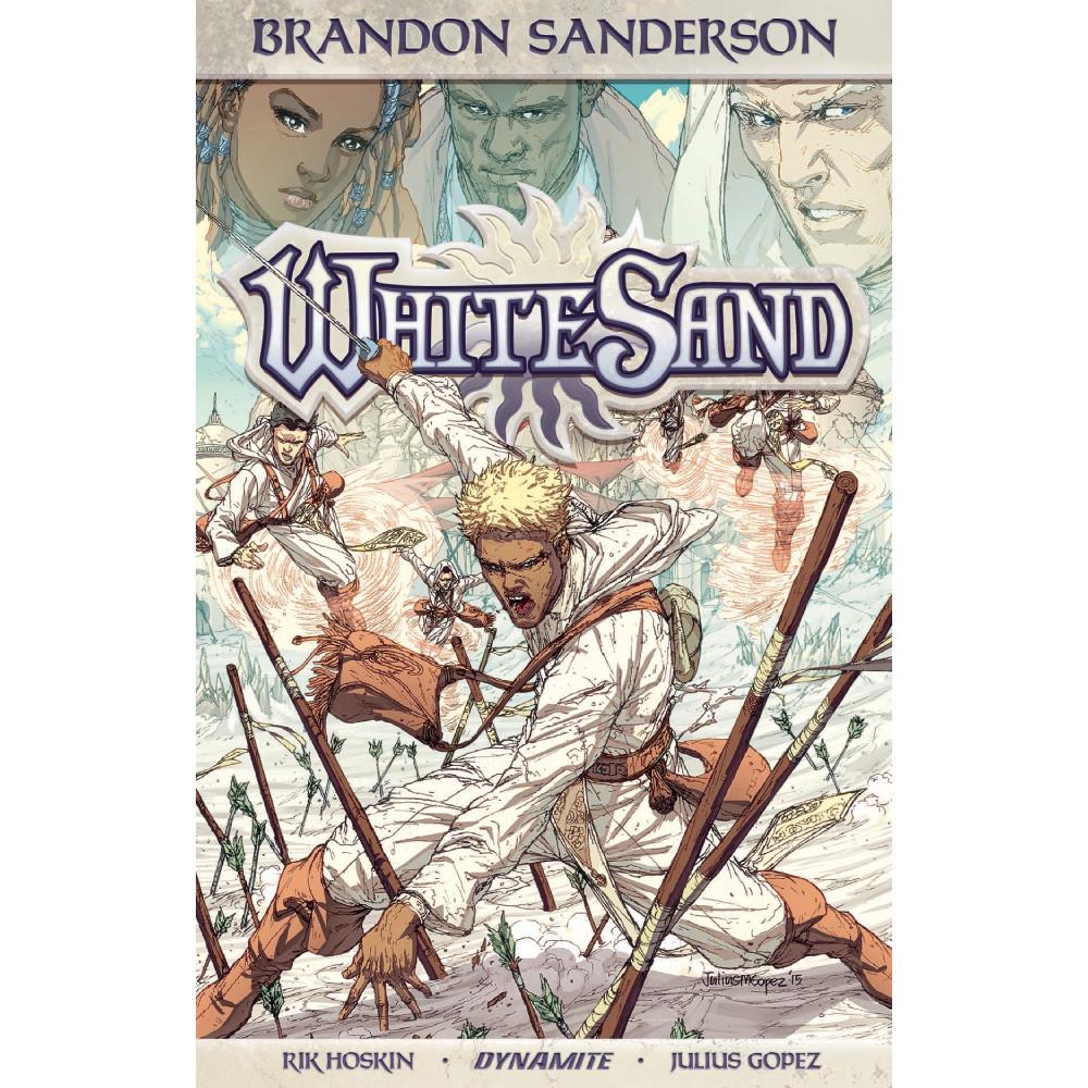 Brandon Sanderson White Sand TP Vol 01 imagine