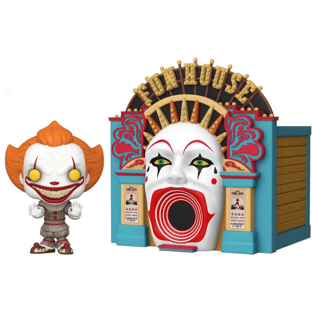 Figurina Funko Pop IT 2 Demonic Pennywise si Funhouse