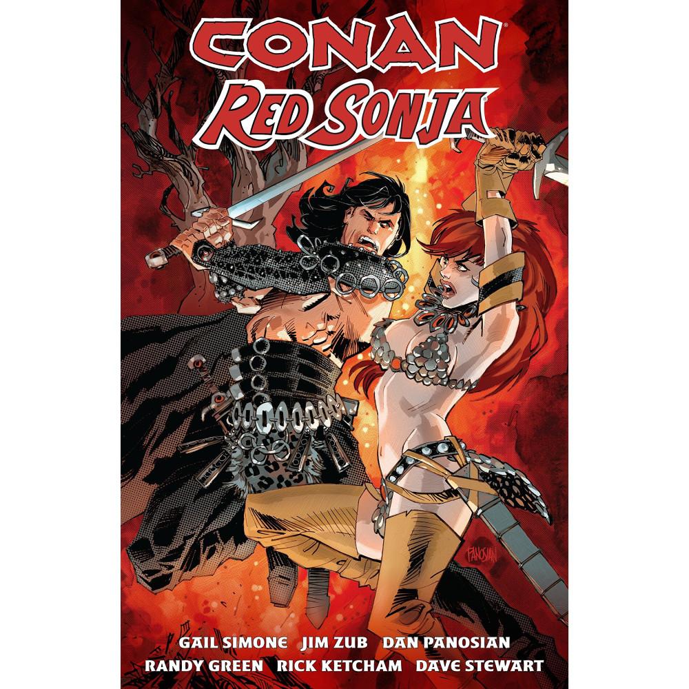 Conan Red Sonja HC