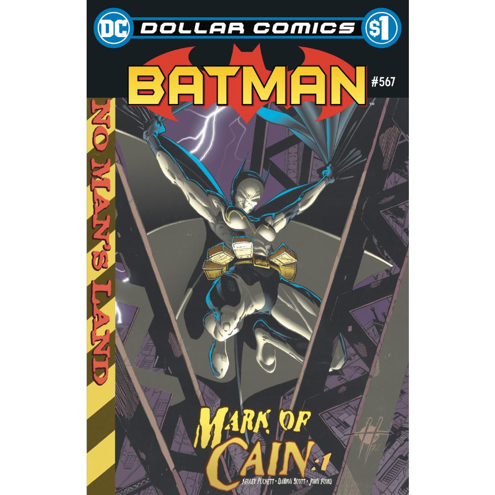 Dollar Comics Batman 567 imagine