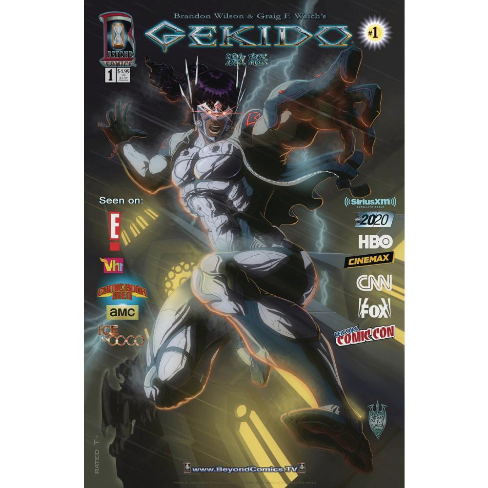 Gekido 01 Masked