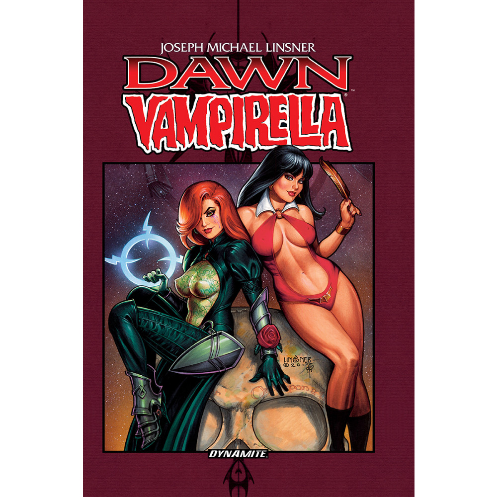 Dawn Vampirella TP
