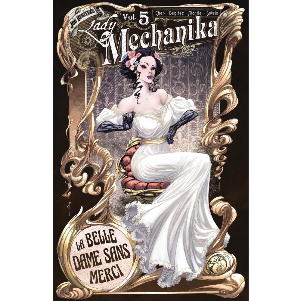 Lady Mechanika TP Vol 05 La Belle Dame Sans Merci