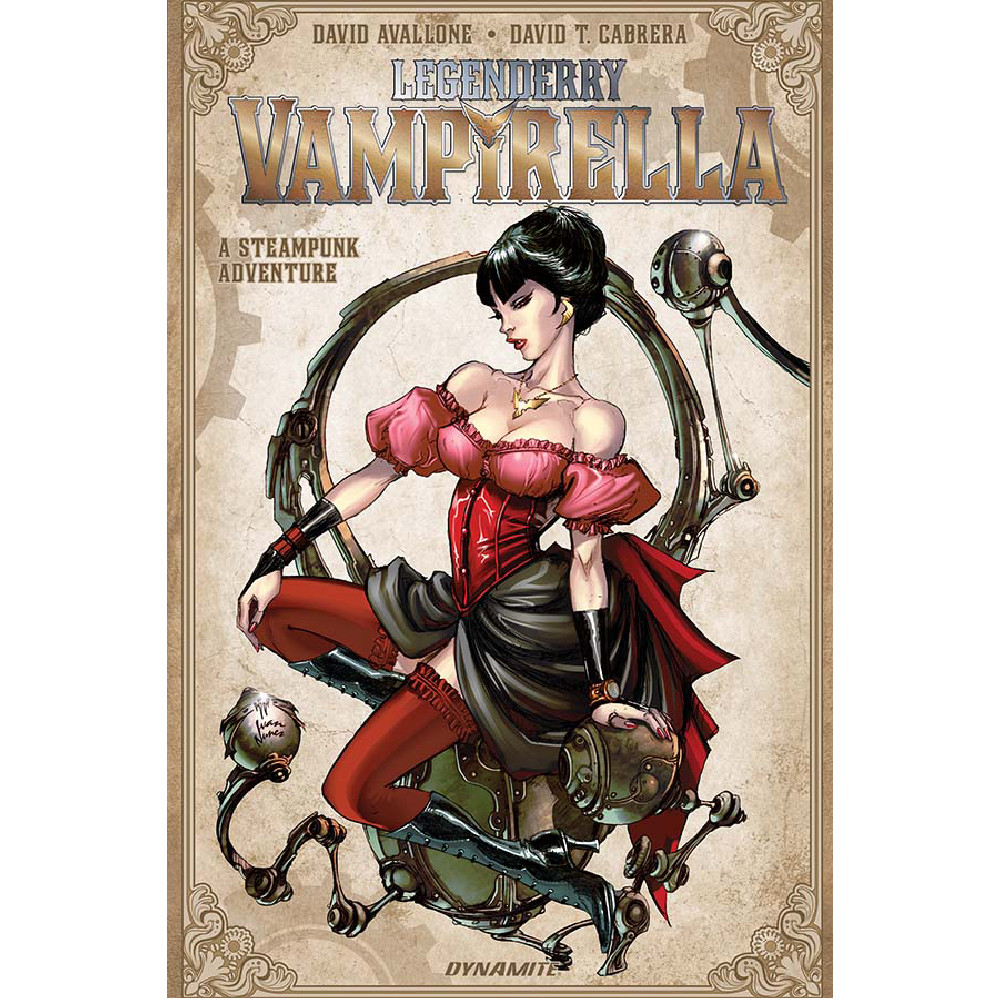 Legenderry Vampirella TP