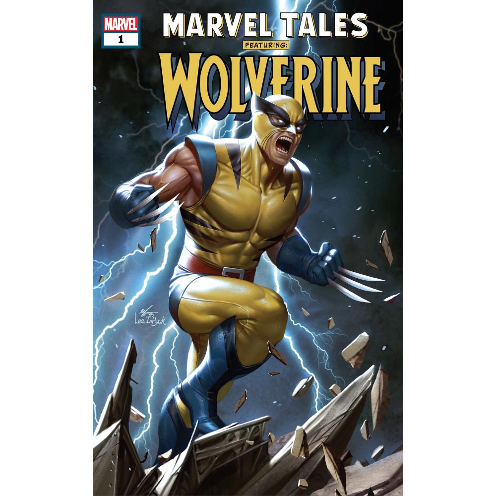 Marvel Tales Wolverine 01 imagine