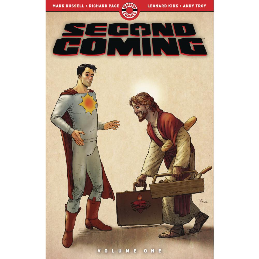 Second Coming TP Vol 01