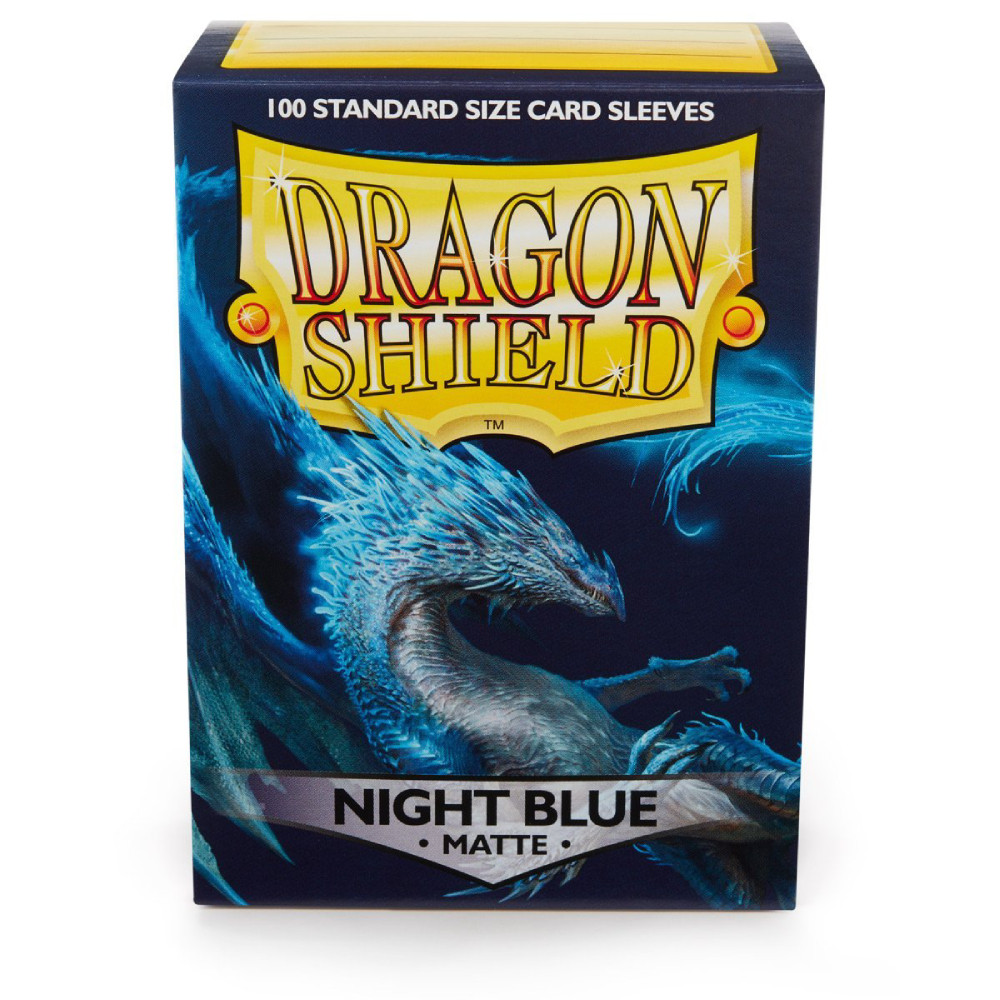 Sleeve-uri Dragon Shield Matte Sleeves 100 Bucati Galben - 33