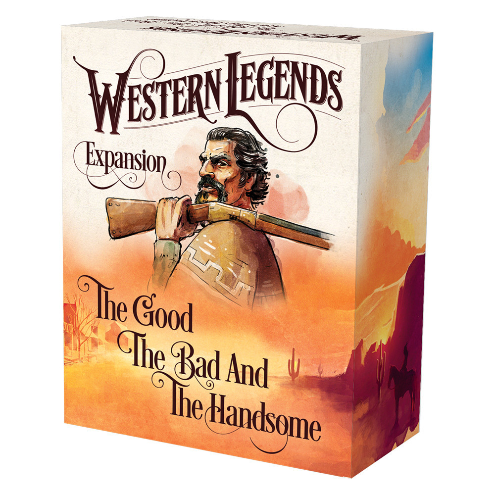 Western Legends The Good, the Bad and the Handsome