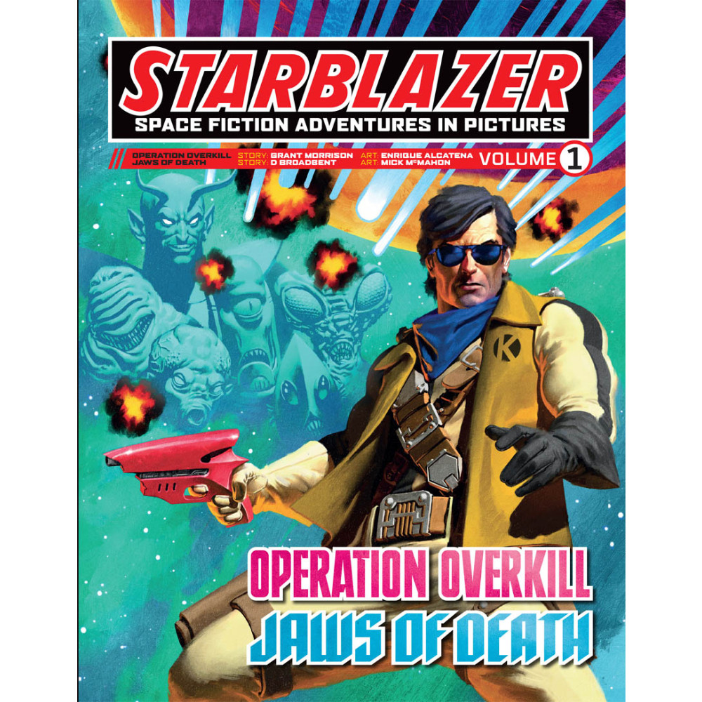 Starblazer Graphic Novel Vol 01 TP