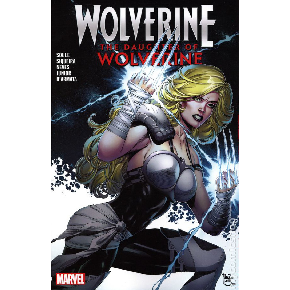Wolverine TP Daughter of Wolverine