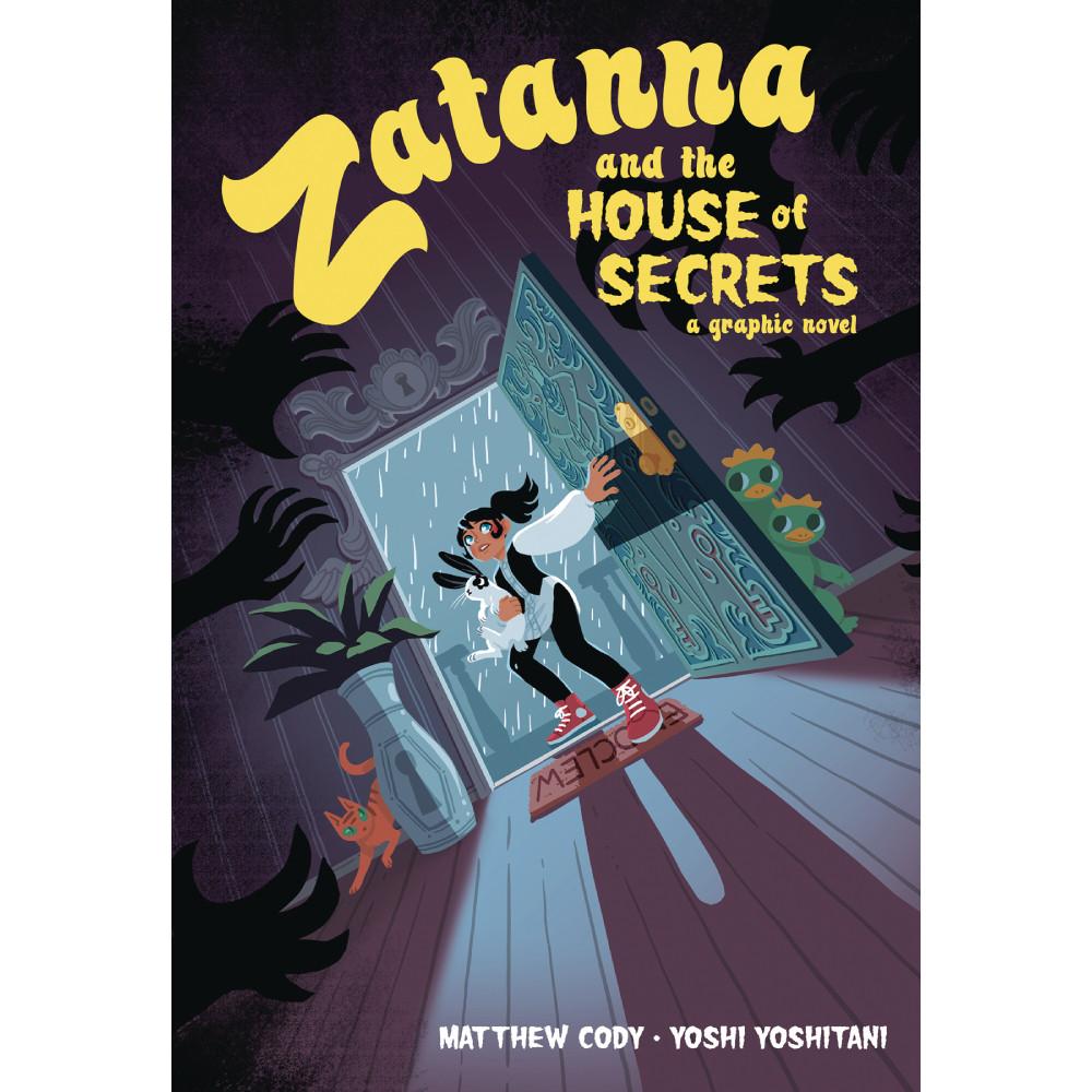 Zatanna and The House of Secrets TP imagine