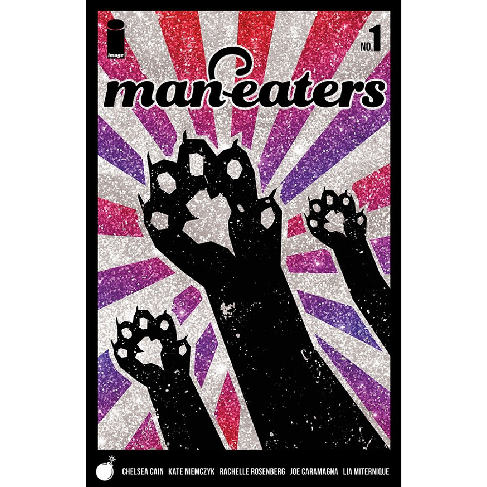 Story Arc - Man-Eaters