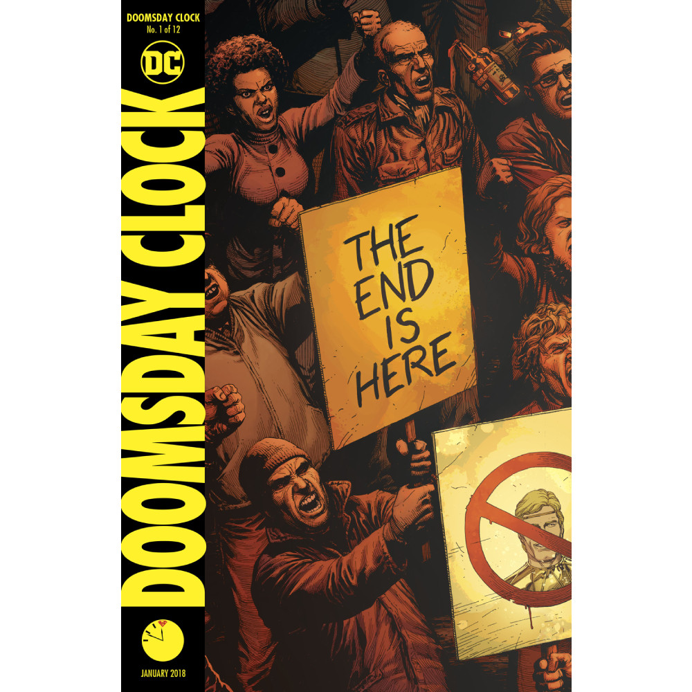 Limited Series - Doomsday Clock